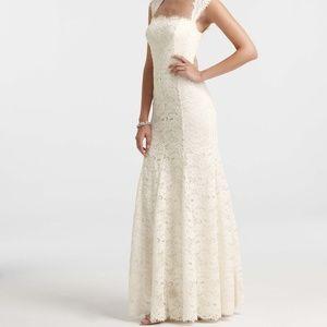 NWT Ann Taylor Lace Wedding Gown